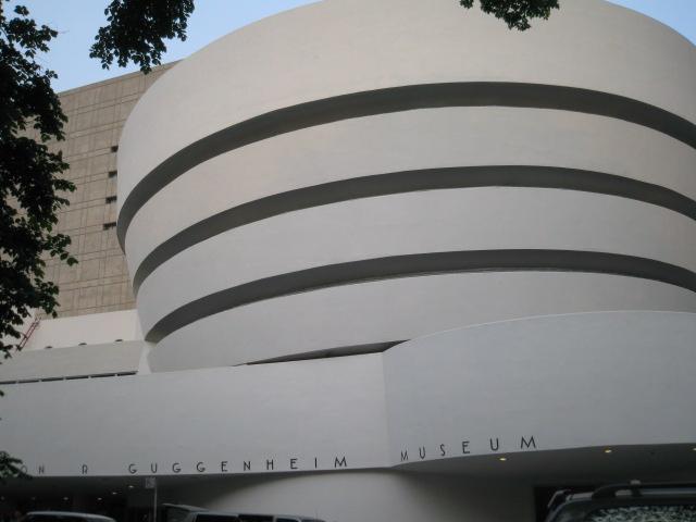 グッゲンハイム美術館