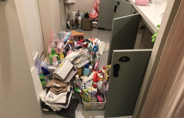 洗面所 整理収納