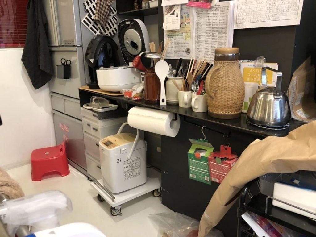 キッチン 整理収納